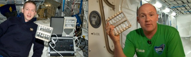 dewinne and kuipers on the international space station foam-s